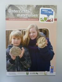 Broschüre: Kleine Wolfsexperten